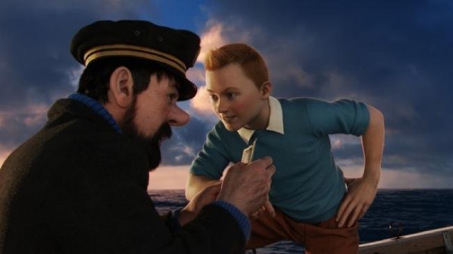 Tintin Spielberg