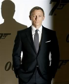 Daniel Craig - James Bond