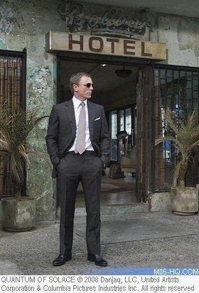 Daniel Craig - Quantum of Solace - Credit Karen Ballard