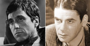 Scarface Al Pacino Paul Muni