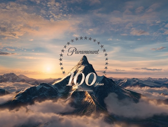 Paramount logo 100 ans