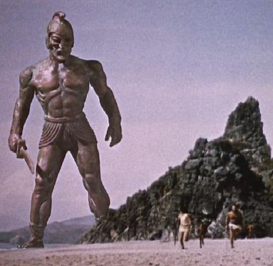 Talos - Jason et les Argonautes