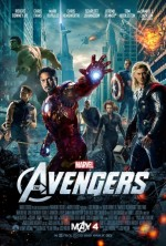 The Avengers affiche