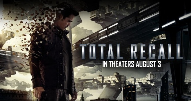 Bannière Total Recall remake