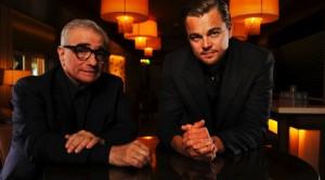 Martin Scorsese et Leonardo DiCaprio