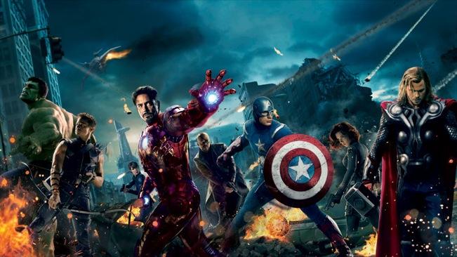 Avengers de Joss Whedon / Marvel