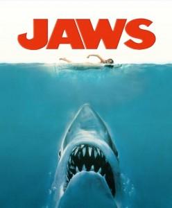 Les Dents de la Mer (Jaws) - affiche