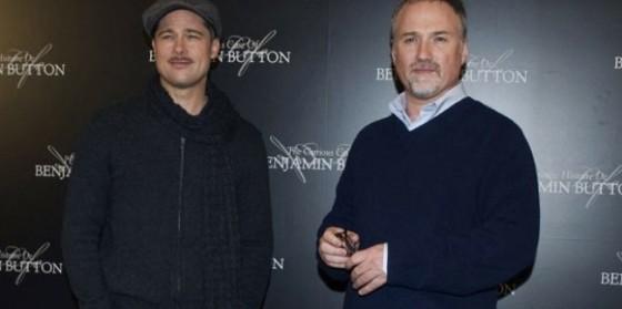 Brad Pitt et David Fincher