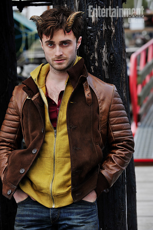 Daniel Radcliffe Horns Alexandre Aja