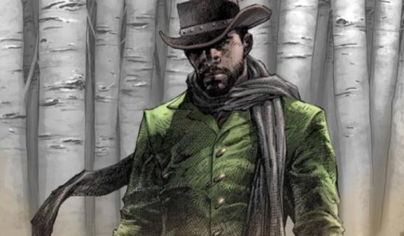 Django Unchained Comics