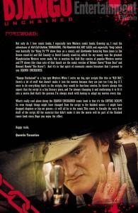 Django Unchained Preface Quentin Tarantino