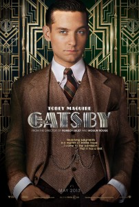 Gatsby le Magnifique Tobey Maguire