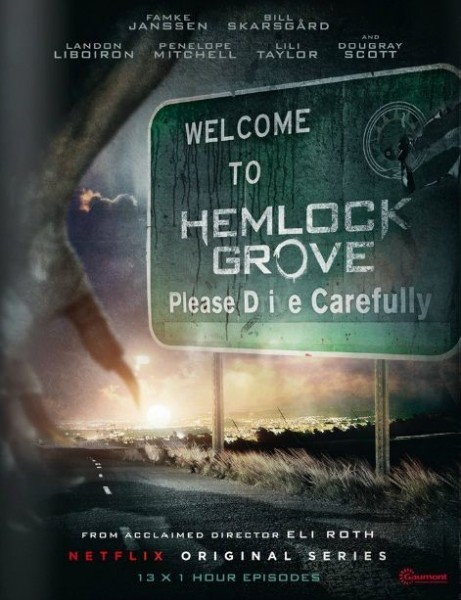 Hemlock Grove affiche