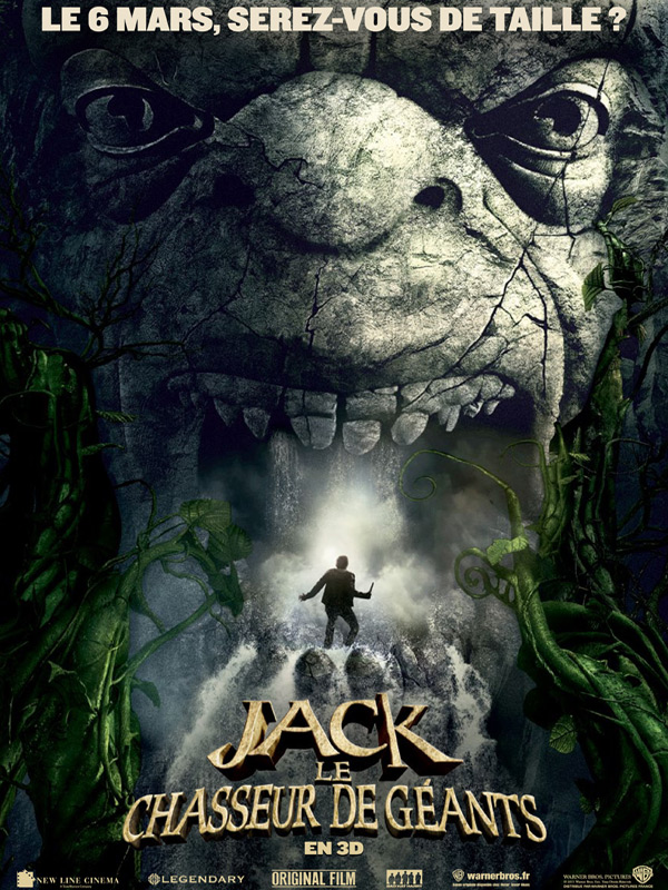 Jack le Chasseur de Geants affiche