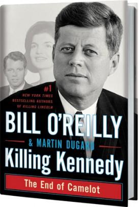 Killing Kennedy book