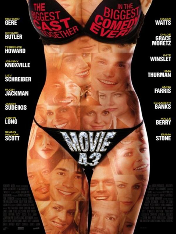 Movie 43 affiche