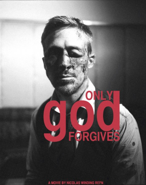 Only God Forgive affiche