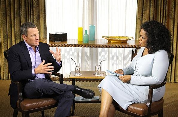Oprah Winfrey Lance Amstrong