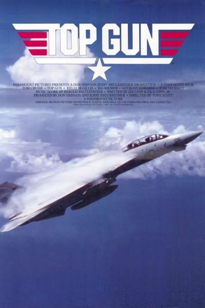Top Gun affiche 3D