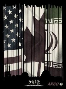 Argo poster oscar Anthony Petrie