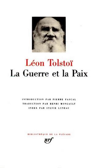 Guerre et Paix Tolstoi
