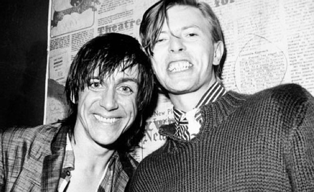 Iggy Pop David Bowie