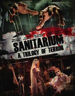Sanitorium affiche