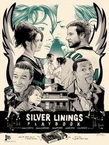 Silver Linings Playbook poster oscar Joshua Budich