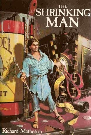 The Shrinking Man book