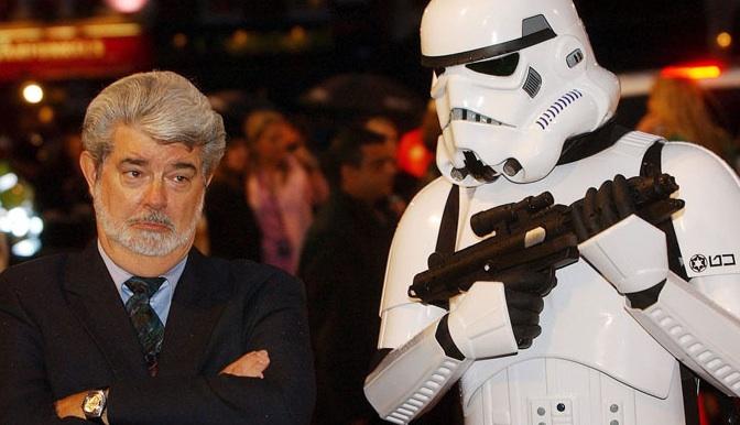 George Lucas musée Star Wars