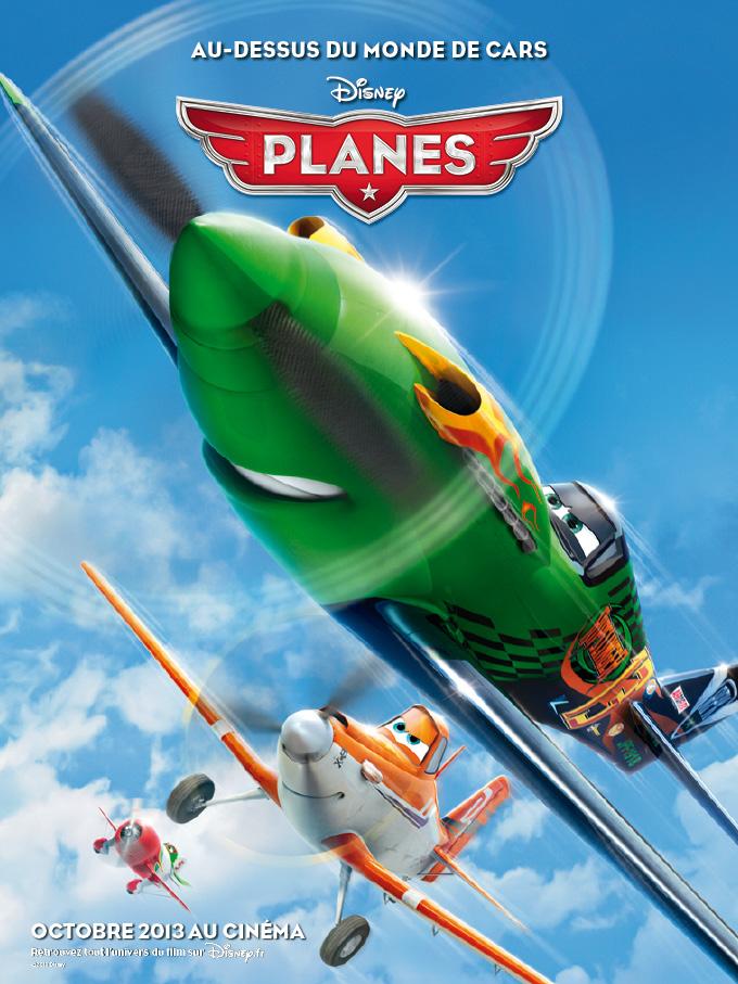 Planes affiche