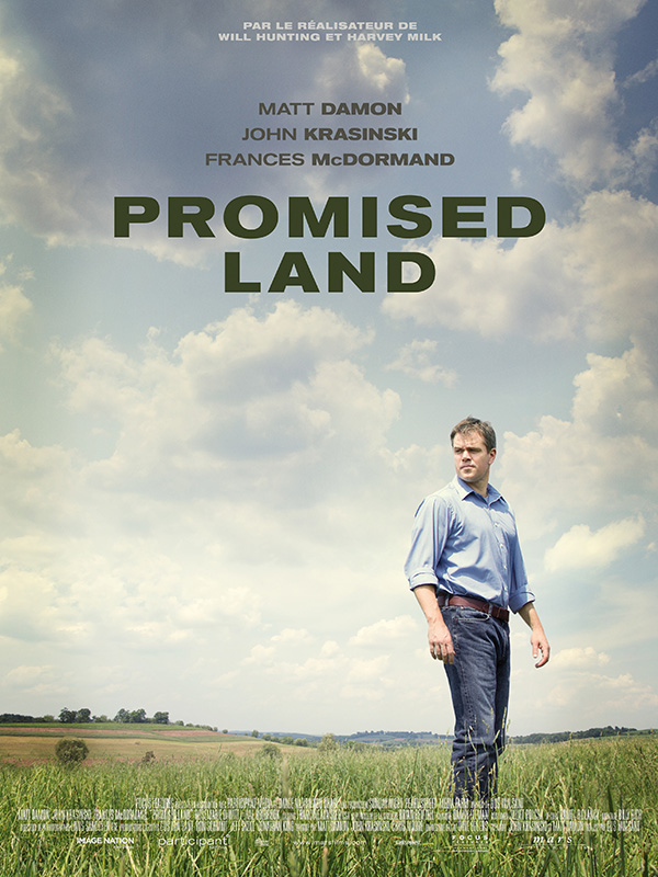 Promised Land affiche