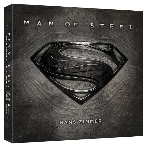 Man of Steel soundtrack edition deluxe 623x623