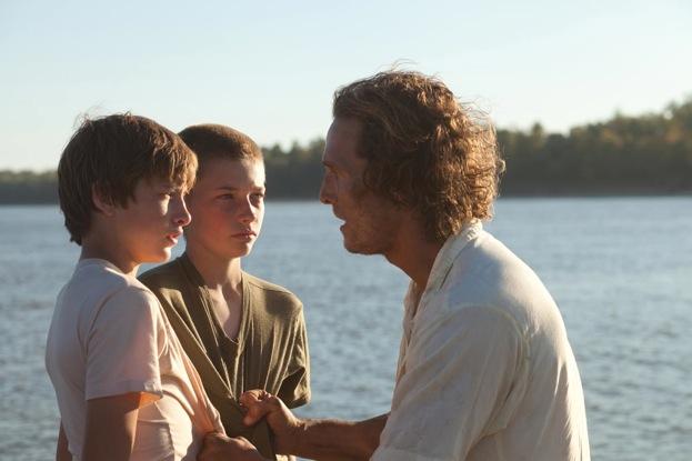 Mud de Jeff Nichols avec Matthew McConaughey, Tye Sheridan et Jacob Lofland