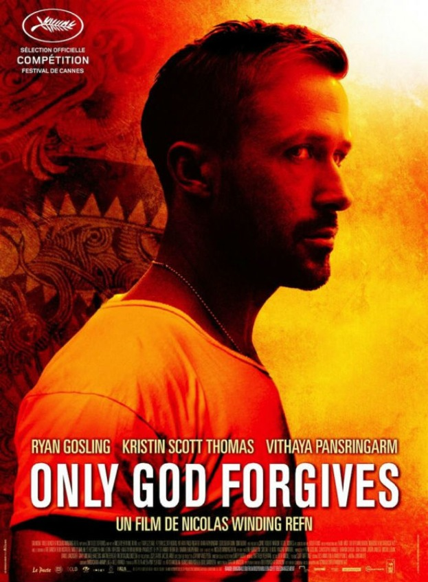 Only God Forgives poster francais
