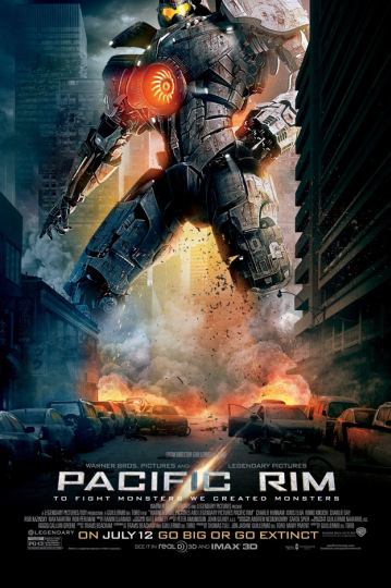 Pacific Rim poster 359x540
