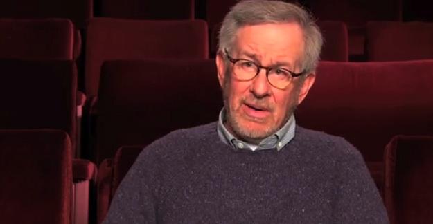 Steven Spielberg parodie Obama