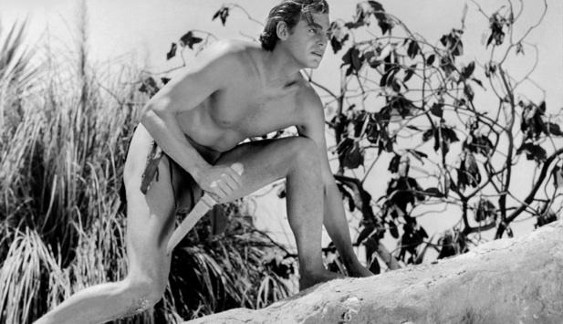 Tarzan - Johnny Weissmuller
