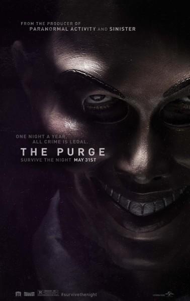 The Purge affiche