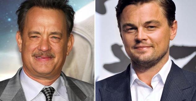 Tom Hanks Leonardo DiCaprio