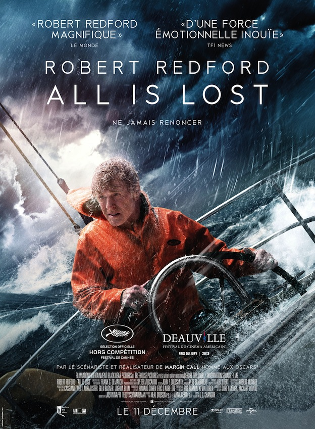 All is Lost affiche