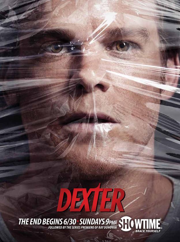 Dexter saison 8 affiche