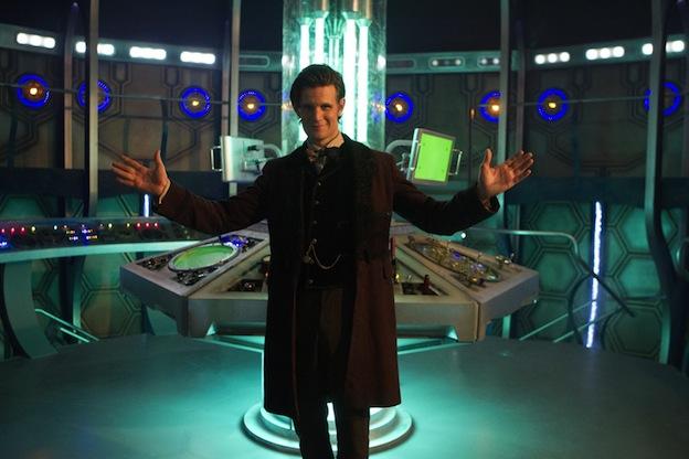 Doctor Who saison 7 Matt Smith