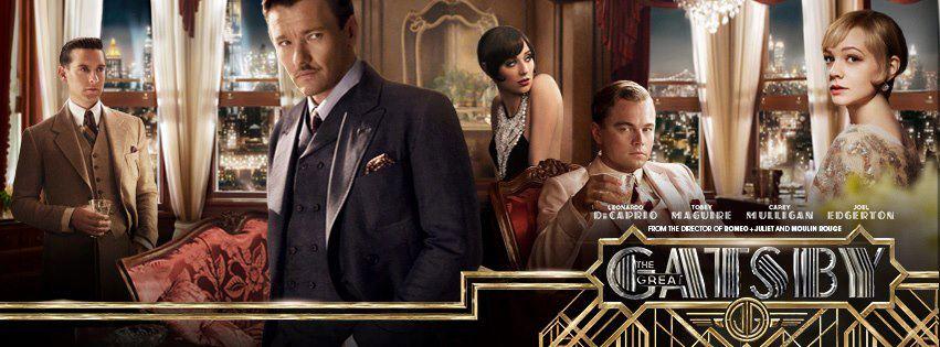 Gatsby Le Magnifique banniere