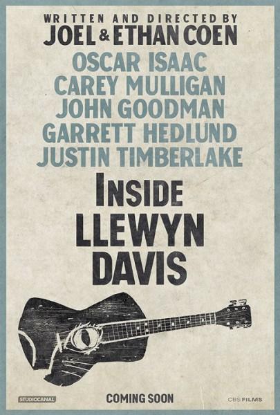Inside Llewyn Davis affiche