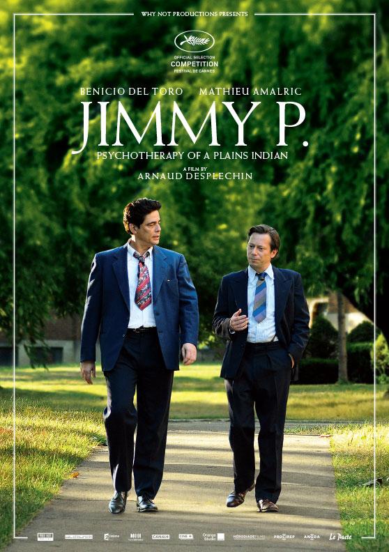 Jimmy P. affiche