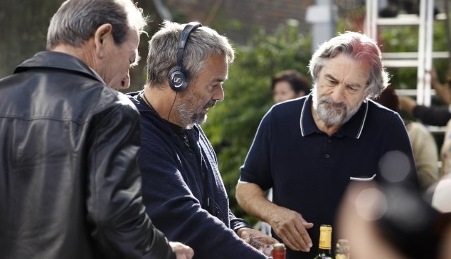 Malavita Luc Besson Robert de Niro Tommy Lee Jones