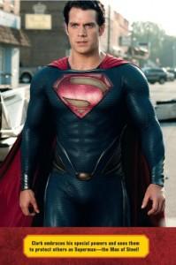 Man of Steel superman junior novel