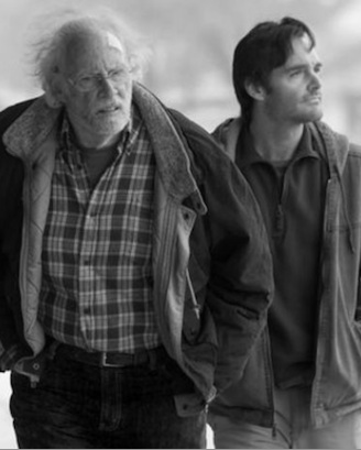 Nebraska avec Bruce Dern et Will Forte