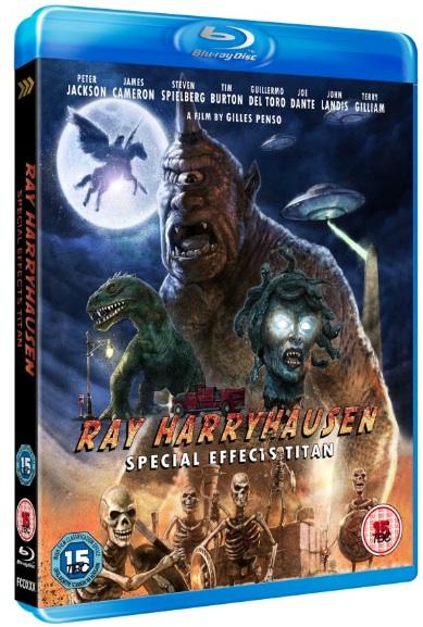 Ray Harryhausen Le Titan des Effets Spéciaux
